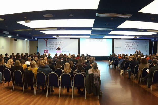 "Grande successo per il ""1st International Congress on the Multidisciplinary Management of Pelvic Floor Disease"