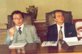 Con il Prof. Antonio Longo
