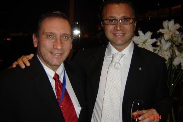 Con il Prof. Nogueras Cleveland Clinic Florida